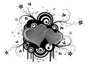 serce, heart, art