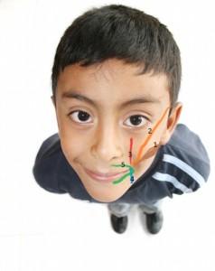 masaż twarzy po udarze