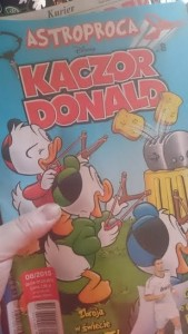 donald duck, comic book