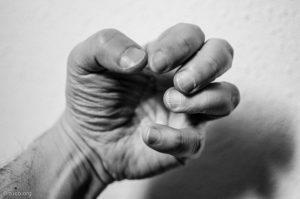 lewa ręka