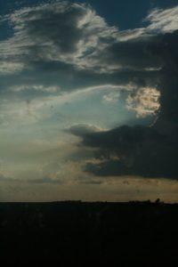 meteopatia, udar mózgu, pogoda, chmury