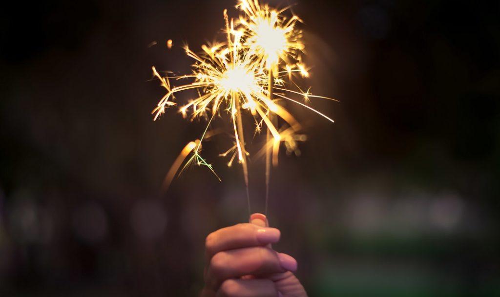 new year, nowy rok,  sztuczne ognie, fireworks